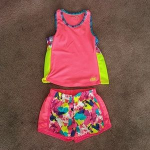 Sketchers active outfit